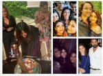 Parth Samthaan Erica Fernandes Shaheer Sheikh Others At Ekta Birthday Bash Inside Pics Ekta Sing