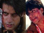 After Hina Khan Karanvir Bohra In Negative Role Fans Compare Kvb Darr Shahrukh Khan Remind Viraj