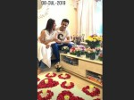 Vivek Dahiya Gets Discharged From Hospital Divyanka Tripathi Welcomes Hubby In A Special Way