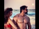 Nawab Shah Pooja Batra Secretly Married Couple Share Adorable Honeymoon Pictures