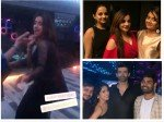 Deepika Singh Dances Her Heart Out On Her Birthday Namik Paul Devoleena Others Grace Party Pics