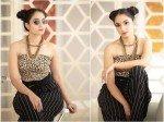 Vaishnavi Gowda Hot Look Grabbing Eyeballs Agnisakshi Actress Looks Stunning In Modern Avatar