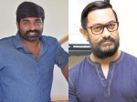 Aamir Khan And Vijay Sethupathi To Come Together For Lal Singh Chaddha