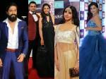 Yash Rachita Ram Vijay Raghavendra Other Sandalwood Stars At Siima