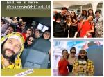 Khatron Ke Khiladi 10 Karan Patel Tejasswi Prakash Karishma Tanna Others Leave For Bulgaria Pics