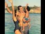 Lisa Haydon Announces Her Second Pregnancy Flaunts Baby Bump In This Cute Picture