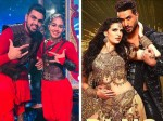 Aly Goni Natasa Get Into Fight Before Performance Babita Vivek Get Eliminated From Nach Baliye