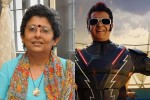 Rajinikanth S 2 0 Producers Have Not Paid My Salary Yet Claims Rekhs