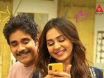Manmadhudu 2 Day 1 Worldwide Box Office Collections Nagarjuna Decent Note