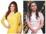 Raveena Tandon Angry Lashes Out At Nach Baliye 9 Madhurima Tuli For Her Unprofessional Behaviour