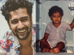 Vicky Kaushal Posts Baby Picture Wins Hearts Ranveer Singh Has Best Comment For It