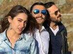 Simmba Stars Ranveer Singh Sara Ali Khan Hail Director Rohit Shetty As King Of Masala Films