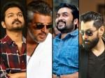 Vijay Ajith Kumar Vikram And Suriya Movies To Get Into A Box Office Clash Summer