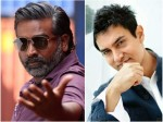 Vijay Sethupathi And Aamir Khan To Join Hands For A Movie