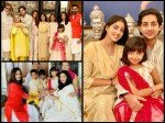 Bachchans Rakhi Celebration 2019 Inside Pictures Aishwarya Rai Aaradhya Tie Rakhi To Brothers