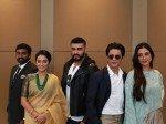 Shahrukh Khan Tabu Karan Johar Attend Indian Film Festival Of Melbourne