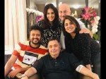 Anupam Kher Riteish Deshmukh Genelia Dsouza Get Together Rishi Neetu Kapoor New York