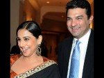 Vidya Balan Wont Work With Hubby Siddharth Roy Kapur To Avoid Friction
