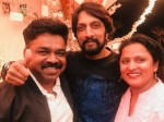Pailwaan Director Krishna Reveals That He Sudeep Fought Kiccha Gave Money To Star The Film