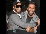 Vicky Kaushal On His Camaraderie With Ranveer Singh Takht He Is Always Giving Me Guidance