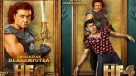 Housefull 4 Posters Meet Bobby Deol As Sahas Ki Misaal Dharamputra And Max