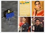 Chandrayaan2 We Are Proud Of Isro Hina Khan Smriti Irani Other Tv Celebs Extend Support