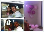Mahhi Vij Jay Bhanushali Are All Smiles As They Bring Their Little Princess Home Pic