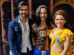 Madhurima Tuli Vishal Aditya Singh Choreographer Sanam Johar Quits Nach Baliye