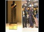 Kgf Star Yash Honoured With Dadasaheb Phalke South 2019 Award