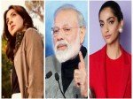 Chandrayaan 2 Pm Modi Thanks Anushka Sharma Sonam Kapoor And Others For Backing Up Isro