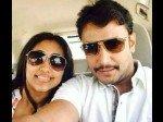 Darshan Marital Issues Escalate Wife Talks About Karma Revenge Tweet Viral On Twitter