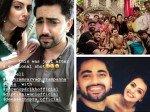 Ek Bhram Sarvagun Sampanna Shrenu Parikh Zain Imam Get Emotional On Last Day Of Shoot Pics