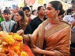 Deepika Padukone Visits Laalbaugcha Raja Ganesh Pandal