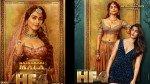 Housefull 4 Posters Pooja Hegde Looks Gorgeous As Rajkumari Mala