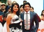 Priyanka Chopra Walks The Red Carpet During The Sky Is Pink Show At Tiff