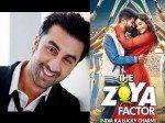 Ranbir Kapoor Reveals His Lucky Charm Ahead Of The Zoya Factor Release