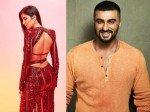 Arjun Kapoor Describes Katrina Kaif Backless Maroon Gown In Epic Way