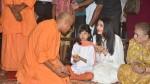 Aishwarya Rai Bachchan Celebrates Dussehra With Daughter Aaradhya See Photos