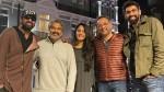 Baahubali Reunion Prabhas Anushka Shetty Rana Daggubati Ss Rajamouli Share A Frame In London