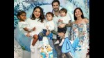 Sunny Leone Celebrates Daughter Nisha Birthday In The Most Cutest Way