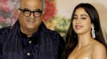 Janhvi Kapoor Set To Work With Dad Boney Kapoor For First Time Father Daughter Duo Emotional
