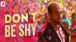 Bala Song Don T Be Shy Ayushmann Khurrana Woos Yami Gautam In Vain