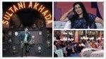 Bigg Boss 13 Weekend Ka Vaar Dey Calls Koena Mitra Mohalle Ki Aunty Sanaya Irani Advices Dalljiet