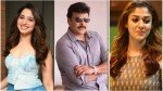 Chiranjeevi Takes A Dig At Nayanthara While Praising Tamannaah For Attending Sye Raa Promotions