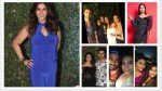 Erica Fernandes Parth Samthaan Sriti Shabbir Others Look Super Stylish At Ekta Kapoor Bash Pics