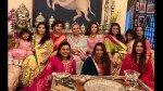 Karwa Chauth 2019 Aishwarya Rai Bachchan Jaya Bachchan Celebrate Together Inside Picture From Jalsa