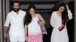 Sara Ali Khan Recalls How Amrita Singh Reacted When Saif Ali Khan Married Kareena Kapoor