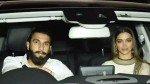 Deepika Padukone Ranveer Singh Drive Separately To Set Behave Unlike Husband Wife When Working