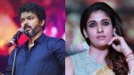 Vijay Upset With Nayanthara For Not Attending Bigil Audio Launch