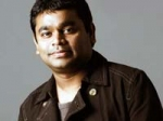 A R Rahman Golden Globe Wards